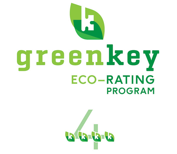Green Key Eco-Rating Program, rating 4.